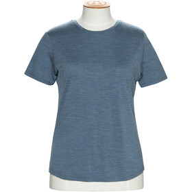 Alchemy Equipment 180GSM Shortsleeve Shirt Women blue